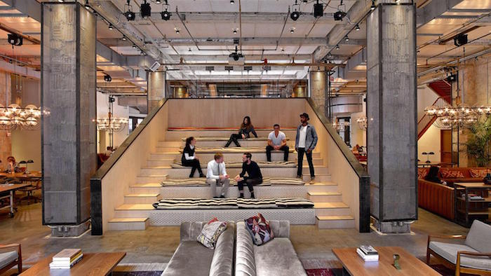 Architecture coworking New York